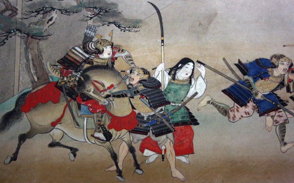 Japan art small